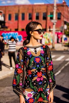 street style on point Mode Gipsy, Mexican Fashion, Street Style, Gypsy Fashion, Style Fashion, Facon, Colorful Fashion, Inspired Outfits, Passion For Fashion