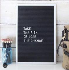 take risks! #inspiration #quotes #wednesdaywisdom