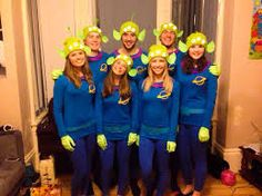 Image result for alien from toy story costume
