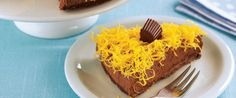 Foto - Receita de Torta-mousse de chocolate Alpino®