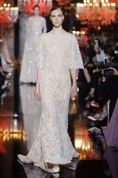 Défile Elie Saab Haute couture Automne-hiver 2014-2015 - Look 44