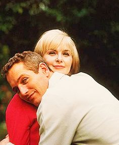 Paul Newman and Joanne Woodward. They loved each other & remained best friends who truly respected each other.