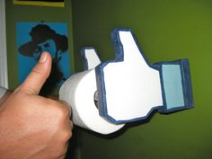 Facebook Privacy Breach in Your Toilet - Like/Dislike : http://www.facebook.com/bckidukaan