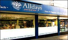 Alldays High Street Shops, Remember The Time, Department Store, The Past, Childhood, Memories, Kid, Retro, Memoirs