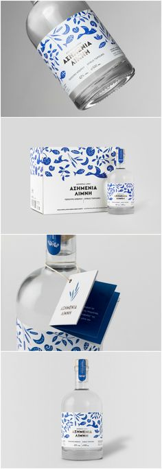 Packaging redesign with new product name, illustrative elements of Lake Ioannina Design agency: Kommigraphics Brand / Project name: Asimenia Limni Location: Greece Category: World Brand Design and Packaging Society ⠀ worldpackagingdes . Graphic Design Branding, Corporate Design, Label Design, Logo Design, Design Agency, Package Design, Water Packaging, Bottle Packaging, Print Packaging