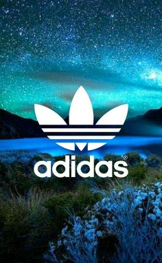 Adidas Wallpaper: Adidas // Fond d'ecran // Iphone Wallpaper // Tendance // Nuit etoilee Lac B… Iphone Wallpaper Trendy, Adidas Iphone Wallpaper, Nike Wallpaper, Apple Wallpaper, Original Wallpaper, Wallpaper Backgrounds, Sports Wallpapers, Cute Wallpapers, Cool Adidas Wallpapers