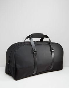Rains Travel Bag In Black $145