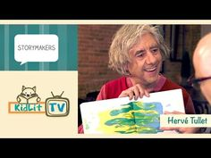 Hervé Tullet Mixes it UP! - KidLit.TV