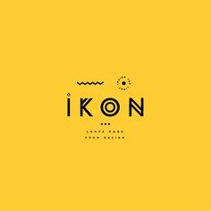 Visual Identity for IKON Lamps