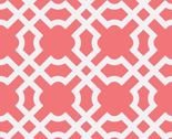 Coral fabric, pillows?