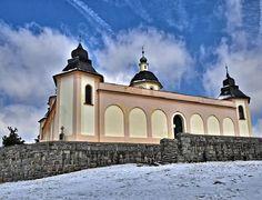 The chapel of The Guardian Angel, Sušice (West Bohemia), Czechia