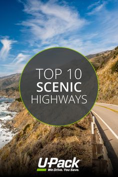 These 10 scenic highways are great road-trip routes!