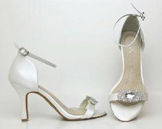688975e8c5 FILIGREE 3 1/2 Dyeable Wedding Shoes, Dyeable Shoes, Wedding Heels, Bridal