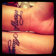 i would easily get this with someone I'm close with, and someone who will always be there for me.