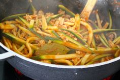 The Skinniest Pasta - luisana cooks