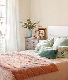 Recursos para cambiar de habitación: de niños a adolescentes – Deco Ideas Hogar Cozy Bedroom, Dream Bedroom, Bedroom Decor, Relaxation Room, Master Room, Home Decor Furniture, New Room, Ideal Home, Interior Design