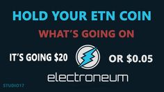 electroneum update, you must hold your ETN coin | mobile mining start to...