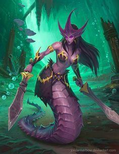 e042d03fe691c2a8294af09a4f9e6289--naga-female-fantasy-demon.jpg (736×952)
