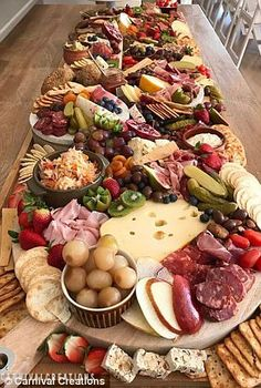 The boards have been ordered for all kinds of events - from wakes and weddings to corporate occasions and birthday parties presentation appetizers recipe Perth events stylist reveals the secrets to a perfect platter Charcuterie And Cheese Board, Charcuterie Platter, Charcuterie Display, Snack Platter, Antipasto Platter, Cheese Boards, Party Food Buffet, Party Food Platters, Appetizer Recipes