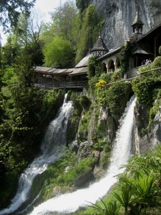 I want to go here - St. Beatus Caves, Switzerland!