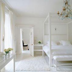 Baldachin, Himmelbett, Weiss, Rund Ums Haus, Schlafzimmer, Wohnen, Feng  Shui, Weiße Bettwäsche, Schlafzimmer Ideen, Schlafzimmerdeko, Schlafzimmer  In ...