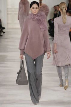 ralph lauren fall 2014 collection | ... whites and pastels: Ralph Lauren Fall 2014 RTW Collection