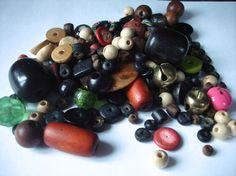 ethnic bead soup by allthatglittersbeads on Etsy, $4.50