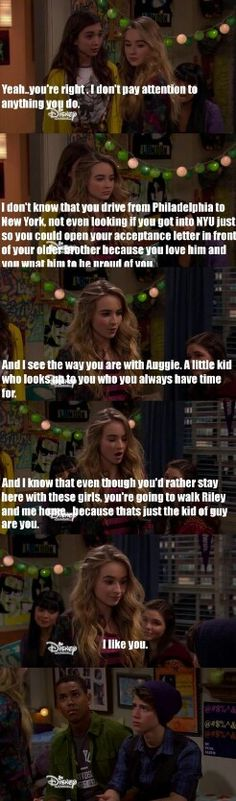 "#GirlMeetsWorld 2x06 ""Girl Meets the Tell-Tale-Tot"""
