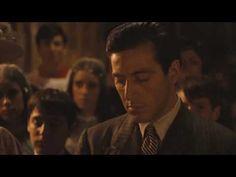 Godfather (1972) - Baptism Scene (HD) - Tuberov