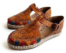 Mexican Huaraches Platform Roses | Etsy Mexican Shoes, Shoe Cobbler, Bohemian Shoes, Women's Espadrilles, Huaraches, Beautiful Shoes, New Shoes, Comfortable Shoes, Ernest Hemingway