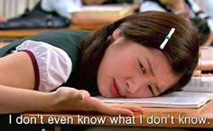 .... Me on finals....