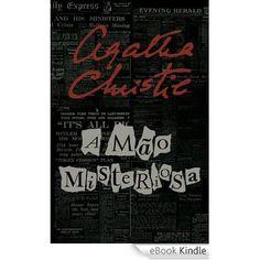 Amazon.com.br eBooks Kindle: A Mão Misteriosa, Agatha Christie, Edmundo Barreiros