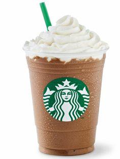 The 8 Best Frapps Off The Starbucks Secret Menu Bebidas Do Starbucks, Starbucks Secret Menu, Starbucks Frappuccino, Starbucks Recipes, Starbucks Drinks, Coffee Recipes, Starbucks Quotes, Fun Drinks, Yummy Drinks