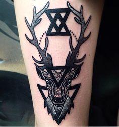 Love love #tattoo #dotwork