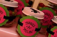 Lotte Lu and Brother Too: Lotte's Watermelon Birthday Sneak Peek!