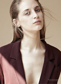 I've Always Liked You: Melina Gesto By Arno Frugier For Russh #60