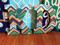 Kappa Delta Letters!