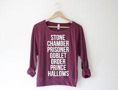 Harry Potter Women's American Apparel Tri-Blend-Pullover