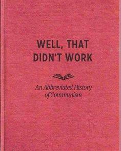 #Communism #Socialism is #Trash historically WeAreTheNewMedia.com