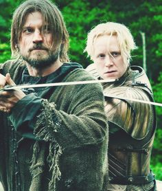 Jaime Brienne ... Strangely Starting to like this duo