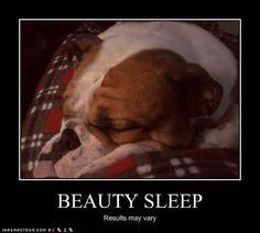 """Get at least eight hours of beauty sleep. Nine if you're ugly."" - Betty White #sleep #humor"