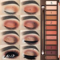 Eyeshadow - Putting Together A Beauty Party For Your Daughter ** Continue with the details at the image link. #Eyeshadow