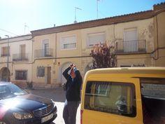 13-Llegada a Belchite Nuevo.