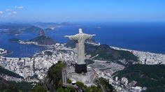 Cristo Redentor – Rio de Janeiro, Brasil