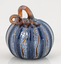 Crackle Pumpkins