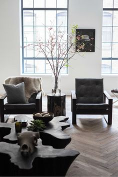 noho living room | J