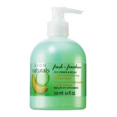Leaves hands feeling clean, fresh and velvety soft. Eliminates 99% of germs in 15 seconds. 8.4 fl. oz.  TO USE:  Pump a generous amount onto hands. Wet as needed and work into a lather to cleanse. Rinse. Dry hands thoroughly. - Campaign 9 sale BOGO!! www.YourAvon.com/Nondas