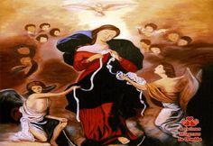 Virgen Desatanudos.
