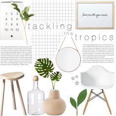 """""""tackling the tropics"""" by rachaelselina on Polyvore"""