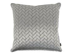 Fontaine Cushion Mercury   Cushions   Zinc Textile   Modern Fabrics, Unique Contemporary Designer Fabrics